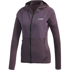 adidas TERREX Skyclimb Fl Jacket Women noble purple